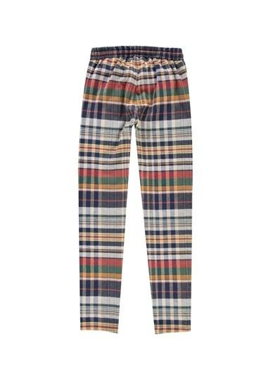 Kiğılı Pijama altı Bej